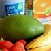 Strawberry Smoothie ingredients 2217 R