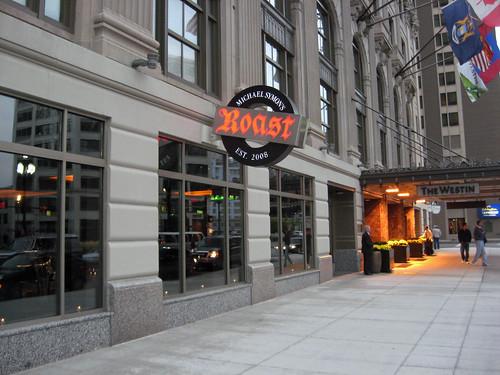 Westin Downtown Detroit Restaurant