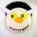 3: Where the Wild Things Are Mask: Foam Facial Features