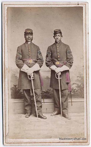 Union Army Soldiers, 1865 | by Black History Album