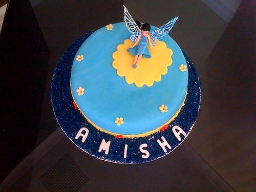 Silvermist Cake