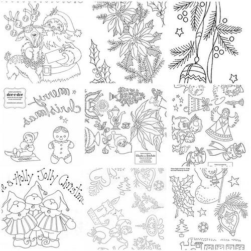 Embroidery Vintage Pattern Flickr