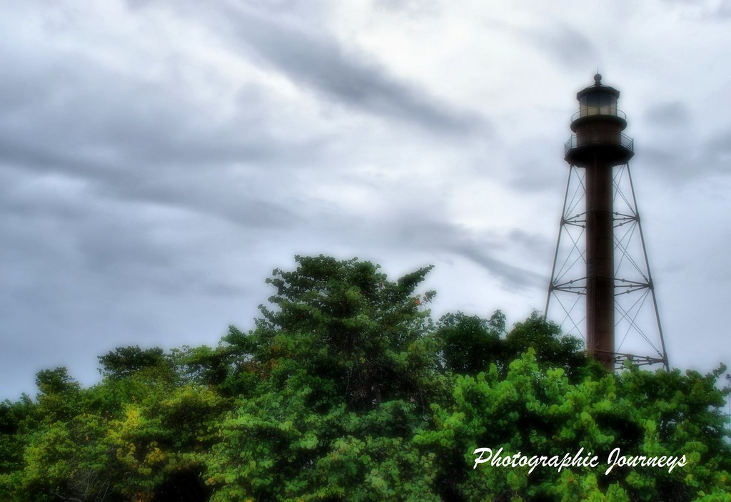Lighthouse Point Sanibel Island Florida
