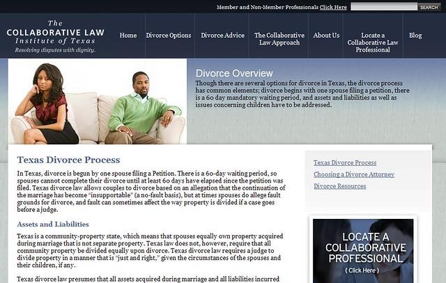 Stock options in divorce texas