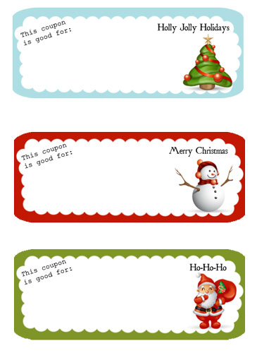 free printable holiday coupons | free full size download ...