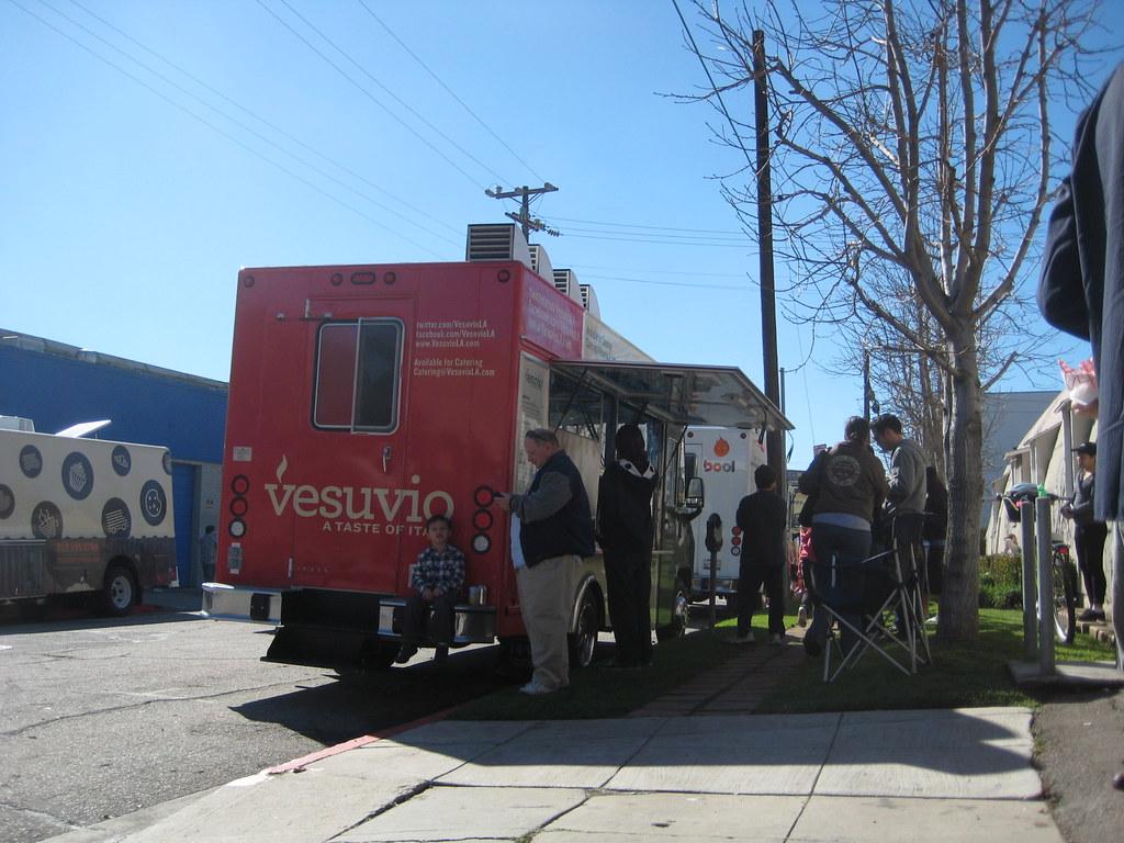Italian Food Truck In Tucson