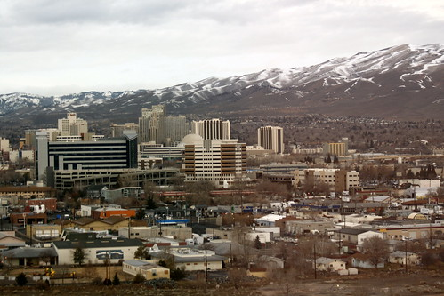 Downtown Reno, Nevada | by Prayitno / Thank you for (12 millions +) view