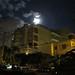 Full moon, Miramar, Havana