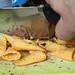 chopping bugels