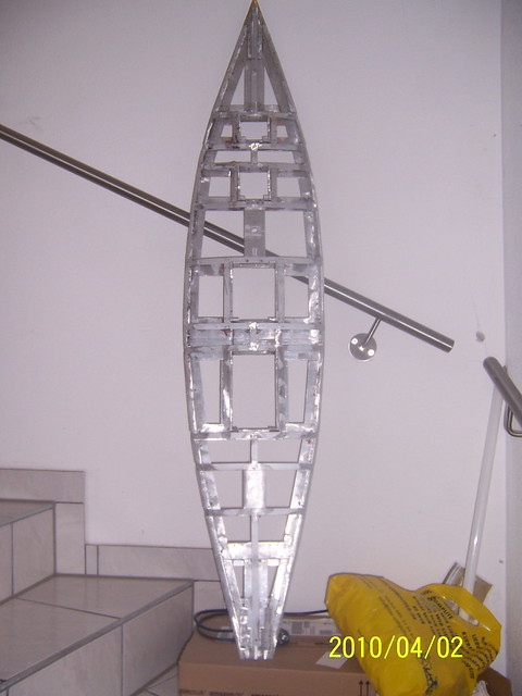 Building my Sailboat Carina from scratch 4484485359_85213ab8d1_z