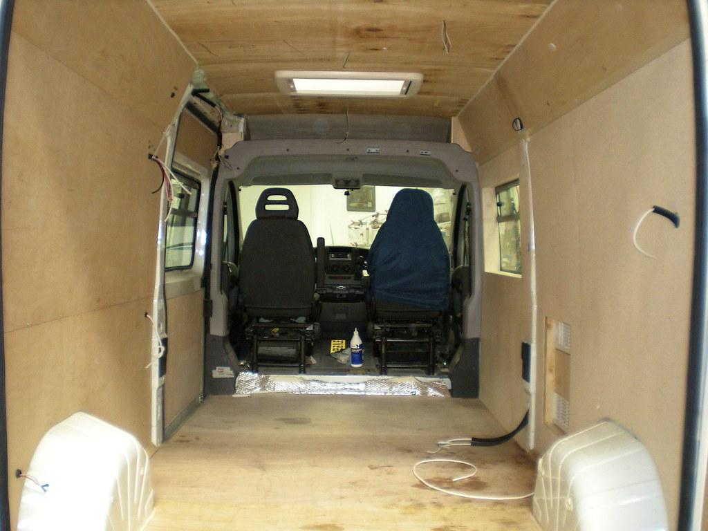 Fiat Ducato Campervan Conversion >> Fiat Ducato Maxi, Van to Motorhome Conversion   Custom Van Converters   Flickr