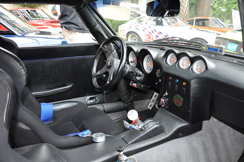 z wolf 1970 datsun 240z the interior of roger berry 39 s z flickr. Black Bedroom Furniture Sets. Home Design Ideas