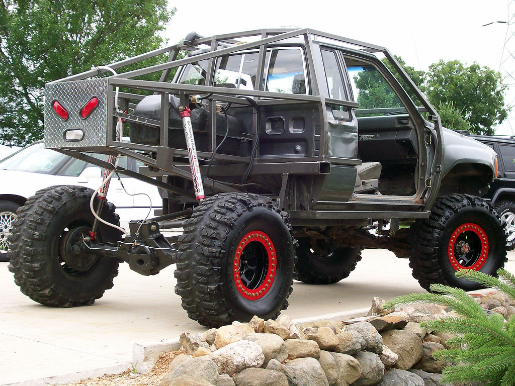 Custom Toyota Crawler Roll Cage By S Smith 1985 Toyota