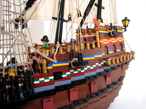 Spanish Imperial Galleon 10 | by - Bonaparte -