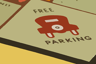 Free parking revisited | by Alan Cleaver