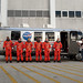 STS-129 Crew Walk Out (200911160001HQ)