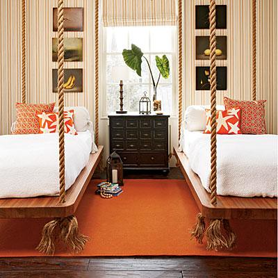 hanging twin beds | by The Estate of Things