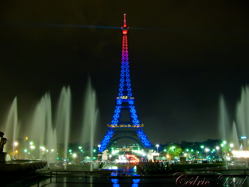 tour eiffel eiffel tower paris photo 1 0 sec at f. Black Bedroom Furniture Sets. Home Design Ideas