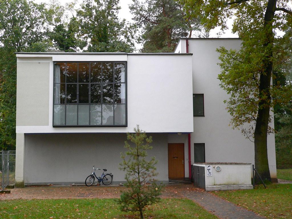bauhaus masters house steve silverman flickr. Black Bedroom Furniture Sets. Home Design Ideas