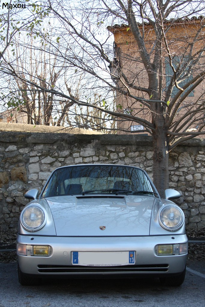 porsche 964 carrera 2 in aix en provence maxoucars flickr. Black Bedroom Furniture Sets. Home Design Ideas