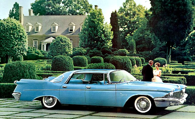1960 Imperial Lebaron Southampton One Of The Most