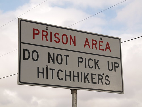 Hitchhiking is not free - 2 1