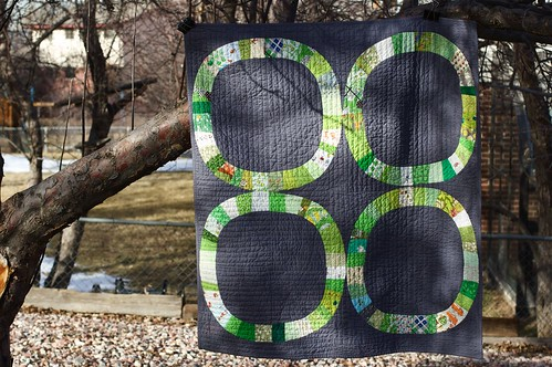 olives quilt | by a quilt is nice