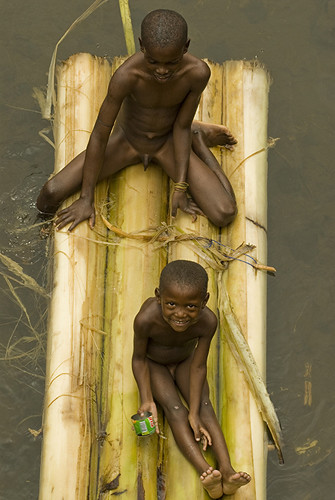 Naked african boys playing, camy dreams por