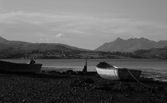 Portree Boat