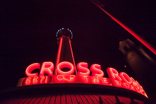 Crossroads of the World - Hollywood, CA | by dv over dt
