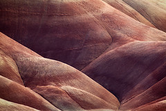 Painted Hills | by Robert_Brown [bracketed]