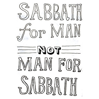 Sabbath for Man