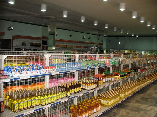 Supermarket in North Korea | We were allowed to visit this ...