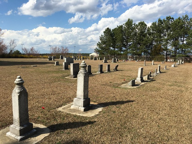 Mt. Hermon Baptist Church Cemetery I/RDU