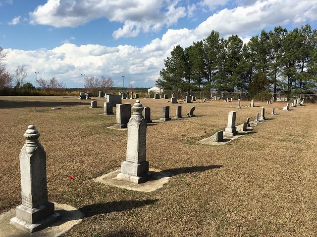 Mt. Hermon Baptist Church Cemetery I/RDU