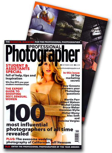Professional Photographer Magazine - Light Waves | by s0ulsurfing