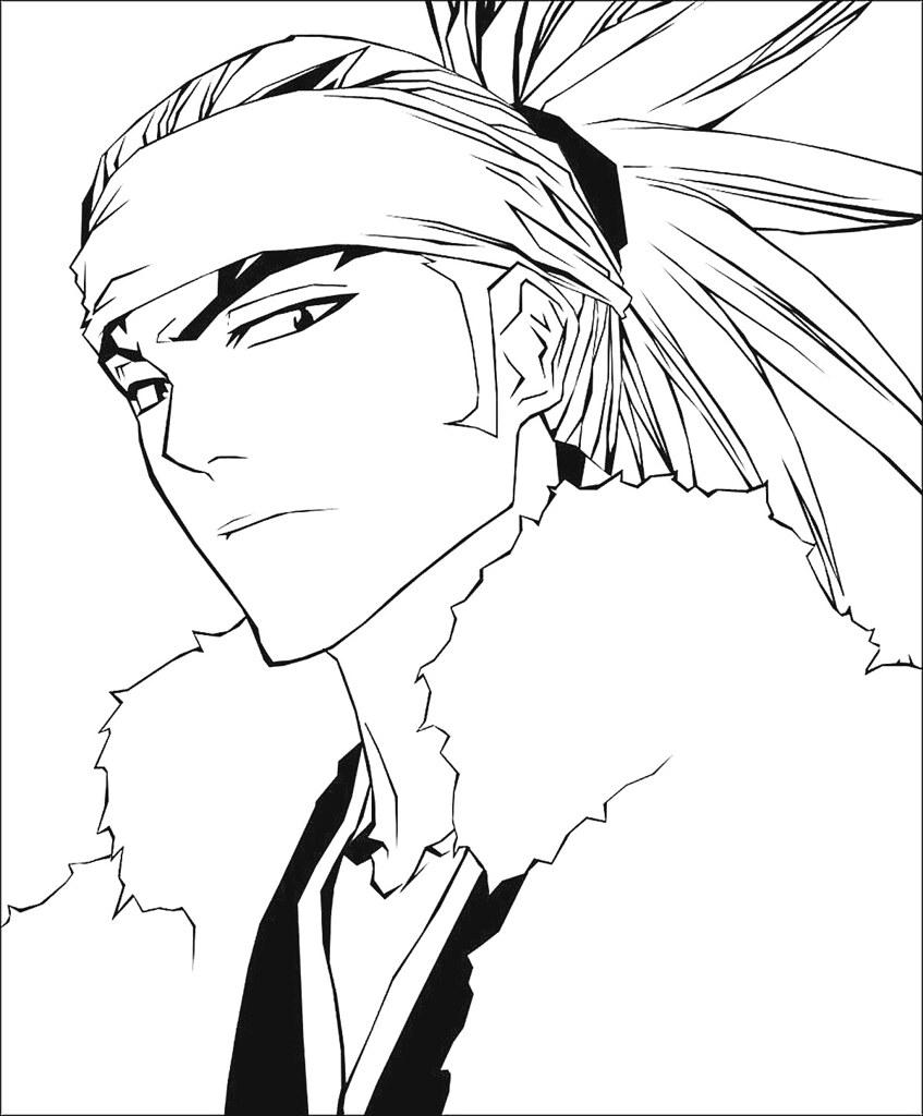 renji abarai lineart one of the first vectors i u0027ve ever u2026 flickr