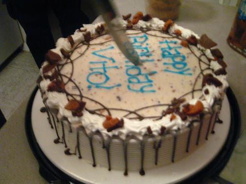Dairy Queen Cake Decorator