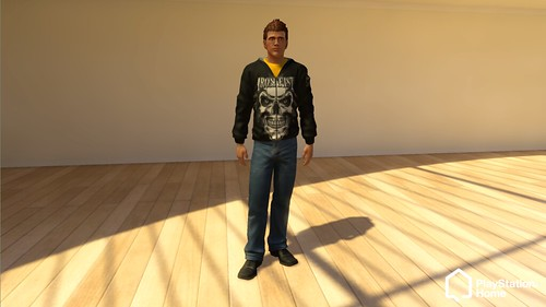 PlayStation Home: Male_Ironfist | by PlayStation.Blog