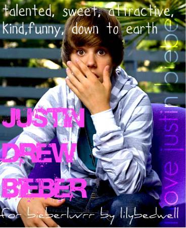 Justin Drew Bieber P Jonasismymiddlename Flickr