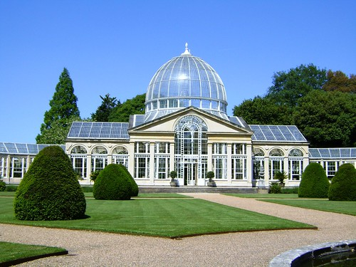 Outside Syon House Conservatory | by Maxwell Hamilton