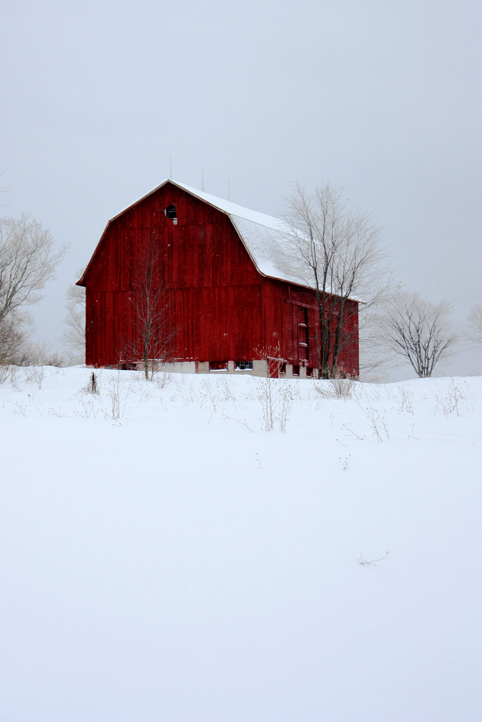 Red Barn Tenille Flickr