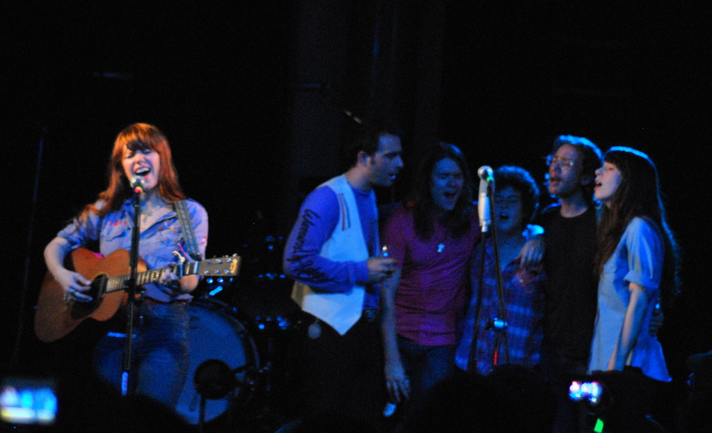 Acid Tongue | Jenny Lewis @ Mr. Small's, July 5 2009 | Alex | Flickr