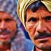 The Indian Farmers - Double Portrait