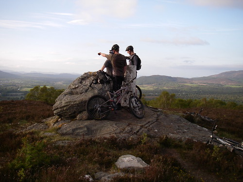 MTB Aviemore, Wolf Trax and Cairngorms | by Full On Adventure