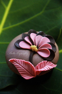 Brown & Pink | by Bella Cupcakes (Vanessa Iti)