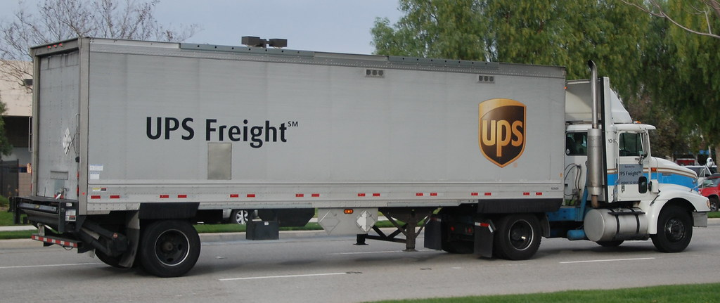 ups banff how to get a parcel