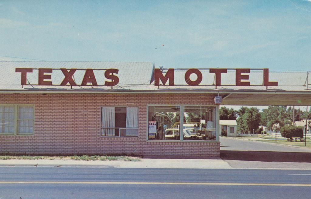Texas Motel - Dalhart, Texas