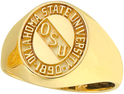 University Of Oklahoma Ring