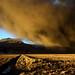 Edge of the ash cloud